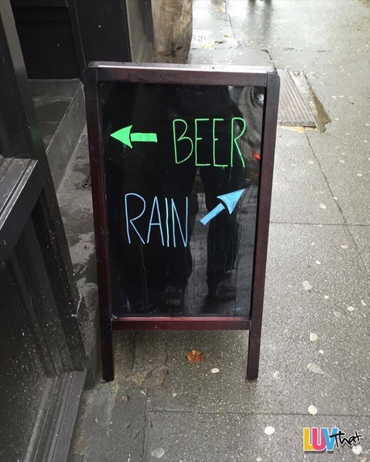 BEER RAIN LU