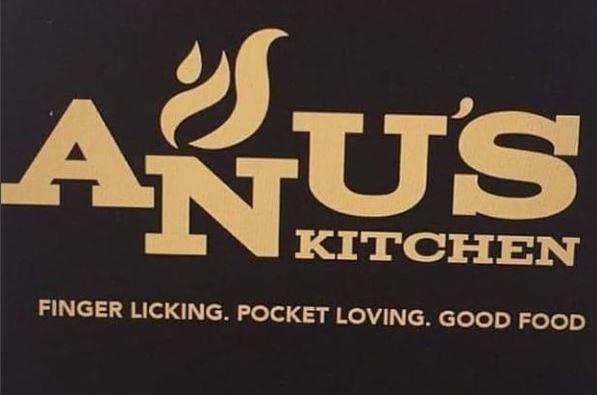 Font - AKUS KITCHEN FINGER LICKING. POCKET LOVING. GOOD FOOD