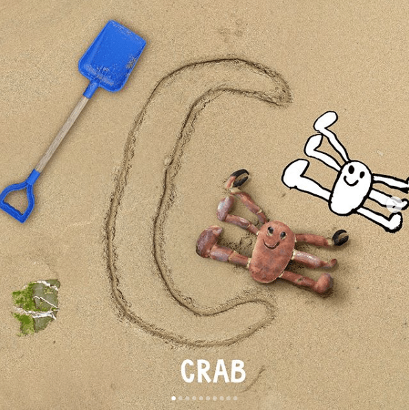 Cartoon - CRAB