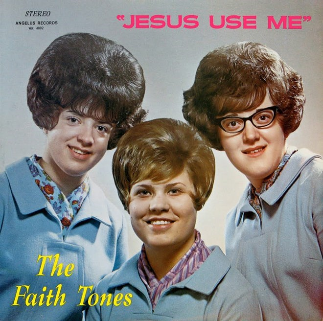 People - STEREO JESUS USE ME 99 ANGELUS RECORDS WR 4802 The Faith Tones