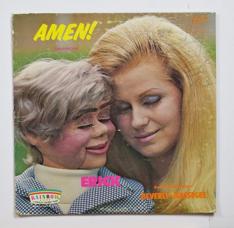 Nose - AMEN! Recorded Live ERIC An RAINBOW BEVERLYMASSEGEE A WORLD OF COLORP SOUND