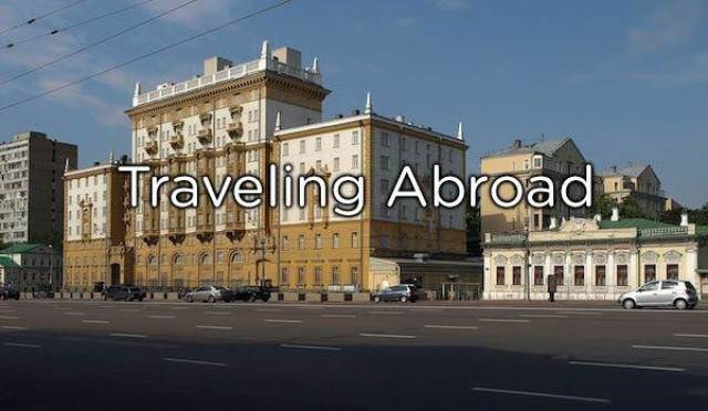 Landmark - Traveling Abroad