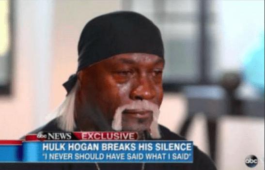 hulk hogan meme - News - oNEWS EXCLUSIVE HULK HOGAN BREAKS HIS SILENCE NEVER SHOULD HAVE SAID WHAT I SAID