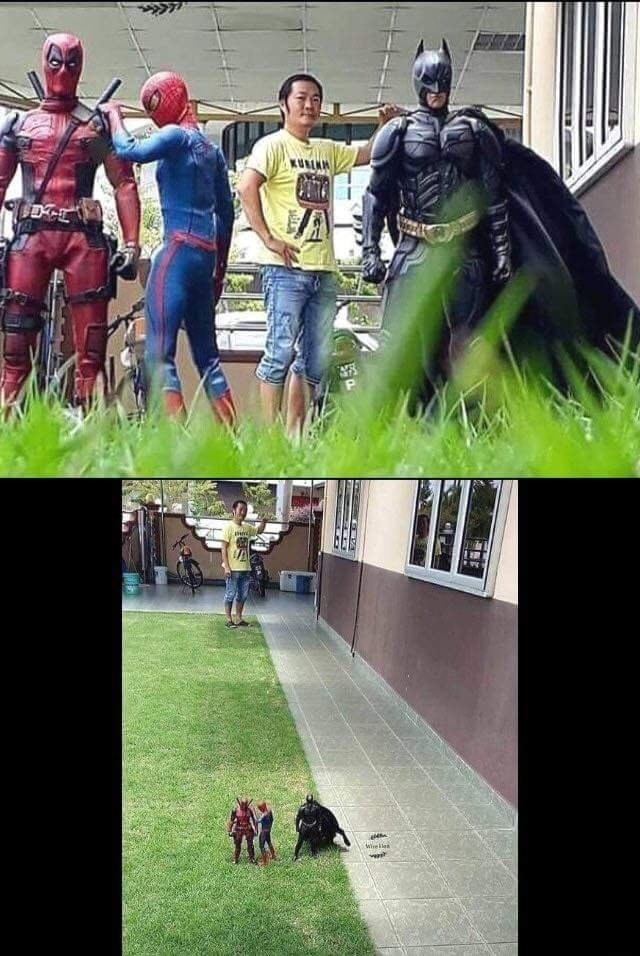 Superhero - DcC P Weelen
