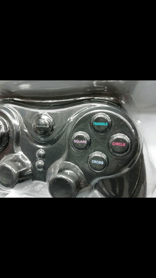 Game controller - TRIANGLE Pddiy CIRCLE SQUARE CROSS