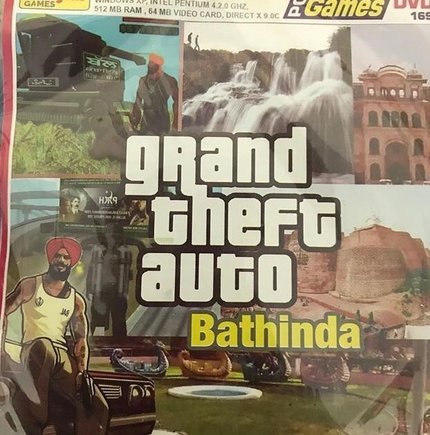 Pc game - PENTIUM 4.2.0 GHZ 512 MB RAM, 64 MB VIDEO CARD, DIRECT X 9.0C 169 GAMES মল gnand theFt auto Bathinda HR ad.a JAS