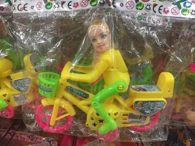 Toy - CE GE OCE» ERIZ FROZEN FROZEN