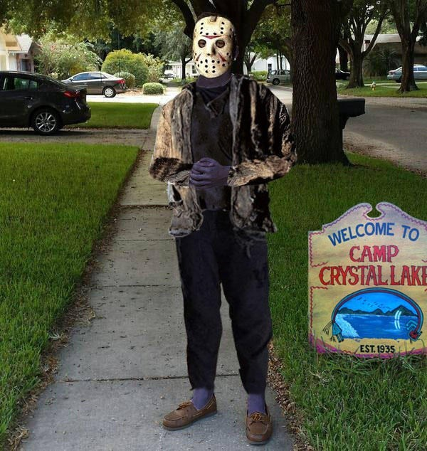 You know I had to do it to em meme with Jason Voorhees