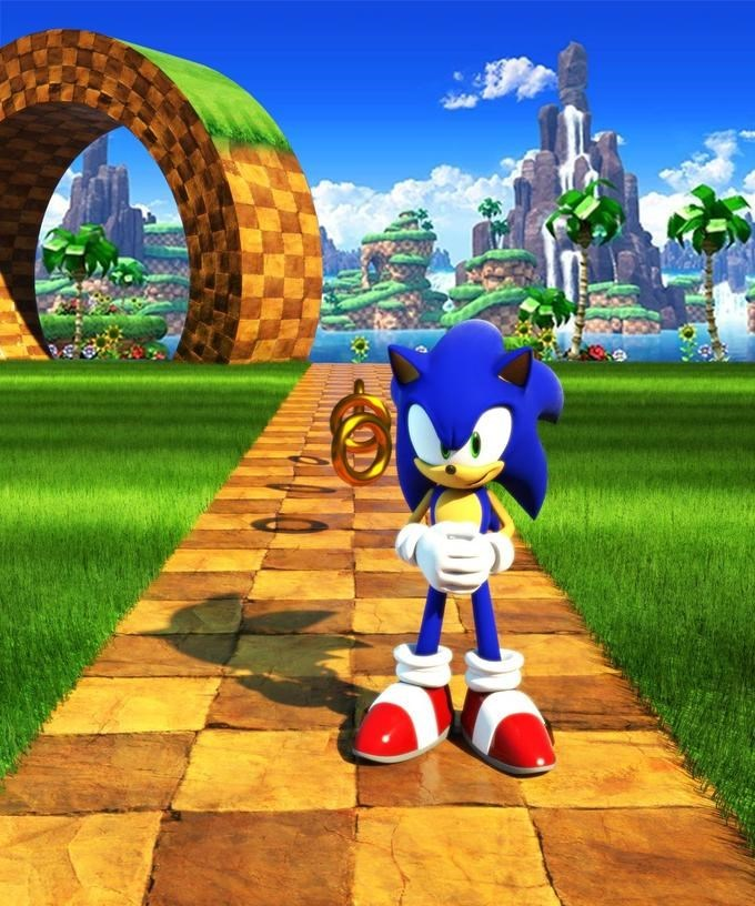 You know I had to do it to em meme with Sonic the Hedgehog