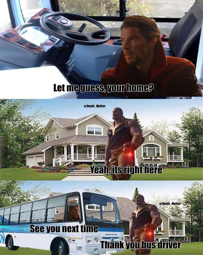 Let Me Guess Your Home Is Our New Favorite Marvel Meme Memebase
