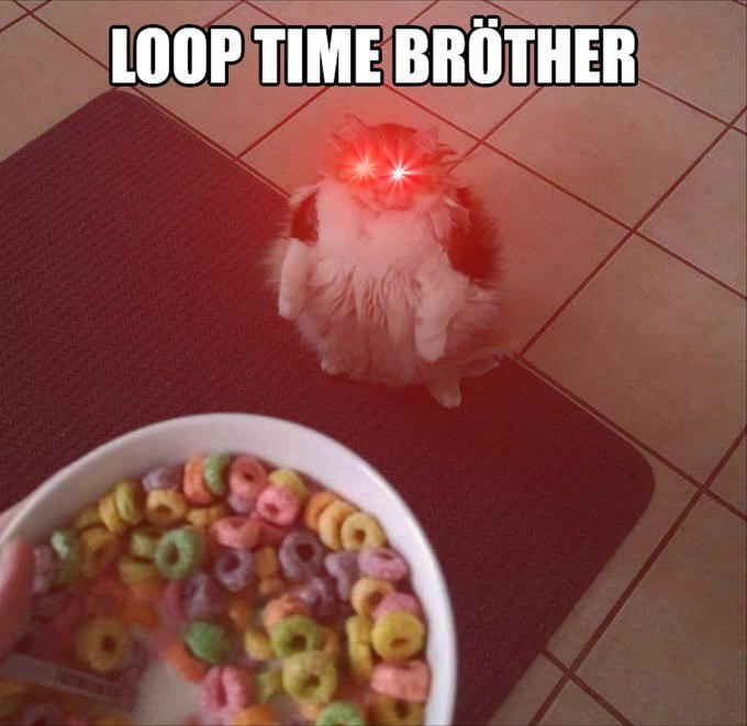Food - LOOP TIME BROTHER