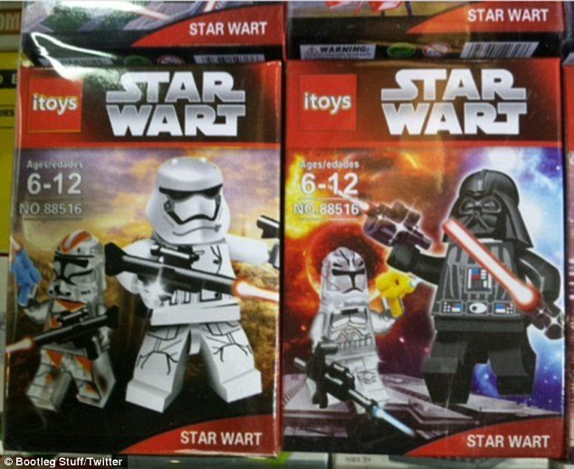 Toy - STAR WART STAR WART WARNING TAR itoys ART STAR itoys WART Ages/edades 6-12 NO 88516 Agesd 6-12 NO.885 16 STAR WART STAR WART Bootleg Stuff Twitter