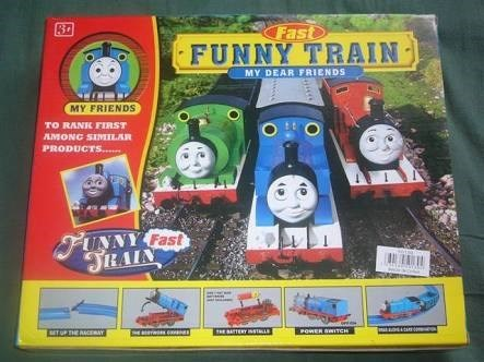 Train - Fast FUNNY TRAIN MY DEAR FRIENDS MY FRIENDS TO RANK FIRST AMONG SIMILAR PRODUCTS.. FUNNY Fast THAIN Imuositago THE ATTERYINST BET UP THE BGEMAY POWER SWITCH