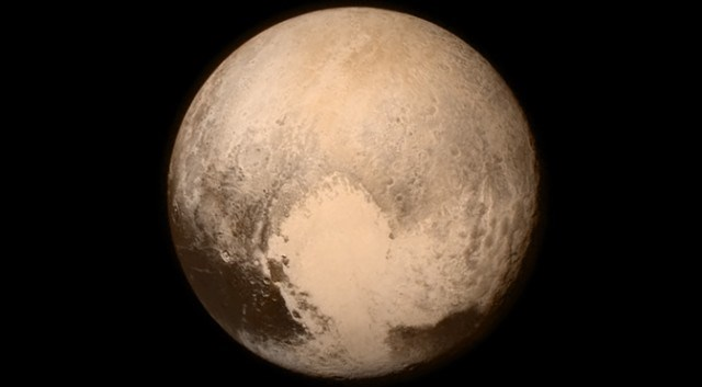 Scientists may have finally made a breakthrough in explaining Pluto's subsurface ocean