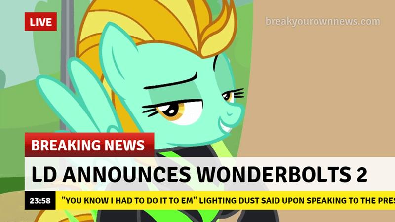 lightning dust the washouts screencap Memes - 9212179200