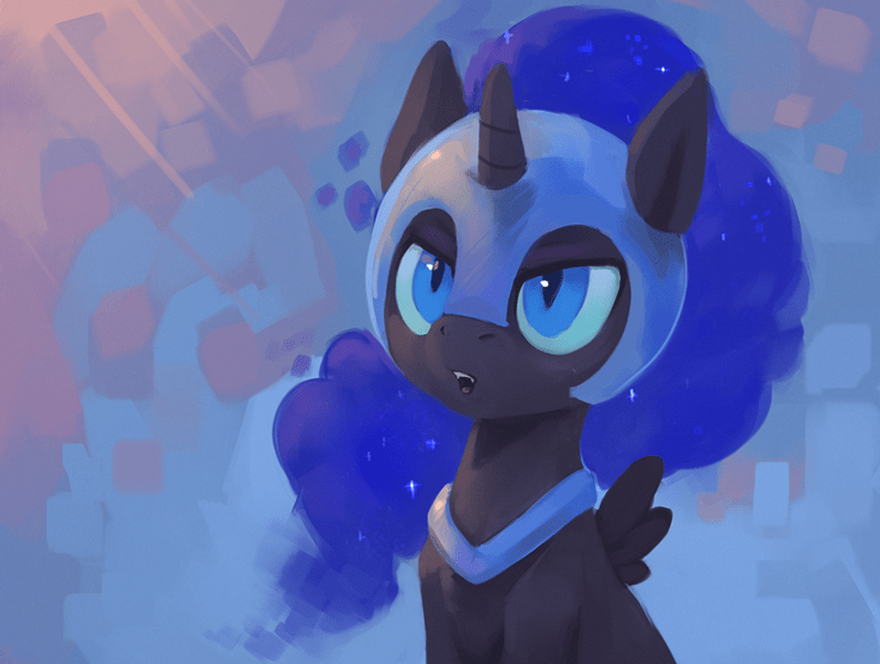 rodrigues404 nightmare moon woona princess luna - 9212308736