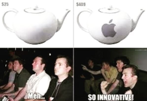 technology meme - Photography - $25 $489 Meh SOINNOVATIVE!
