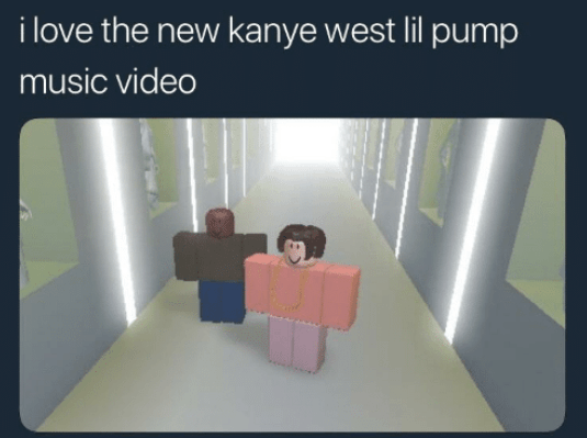 Product - i love the new kanye west lil pump music video