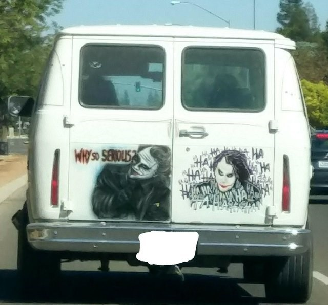 Land vehicle - WH'SO SENOUS HA HA Fige