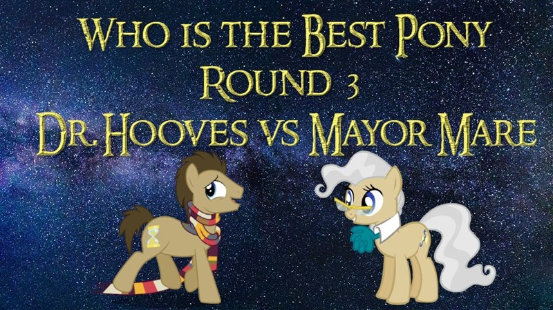 doctor whooves best pony mayor mare - 9214944000