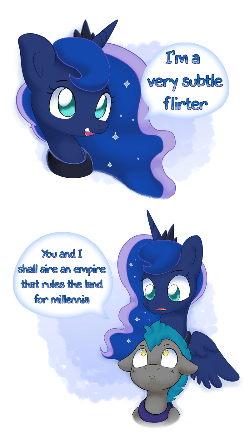 repost maybe tj pones adequality princess luna comic - 9214958336