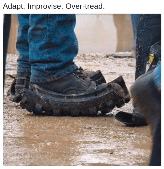shoe treads