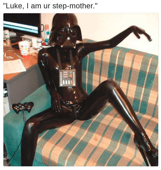 luke i am your father girl