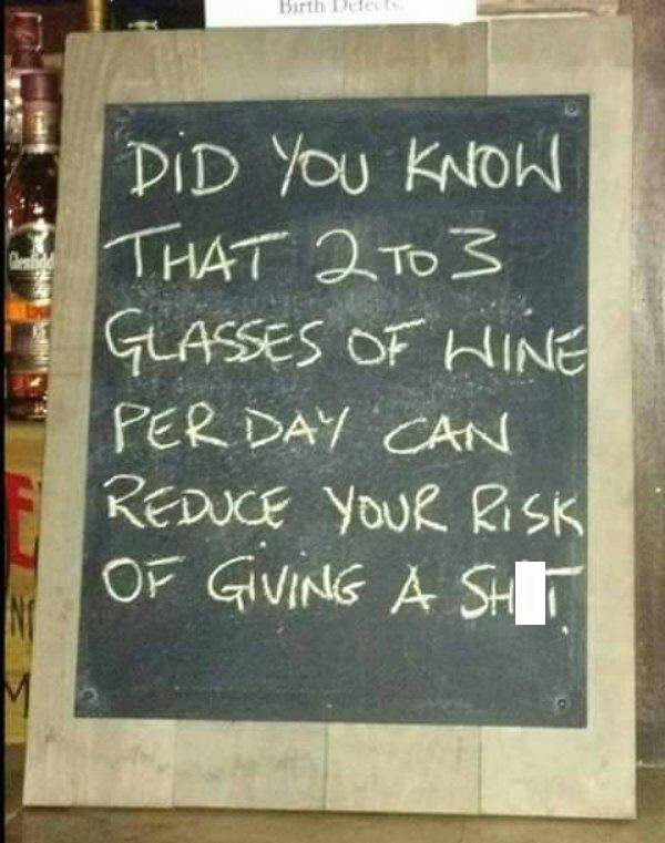 work meme encouraging you to drink to get through life