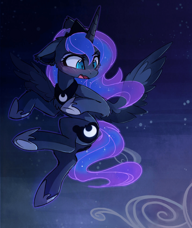 repost maybe princess luna magna luna - 9215522560