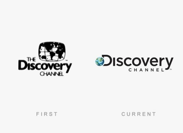 Logo - DIsCovery THE DiSCOvery CHAN NEL CHANNEL FIRST CURRENT
