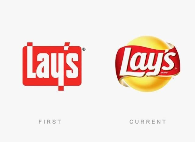 Logo - Lay's Lays aEAND FIRST CURRENT