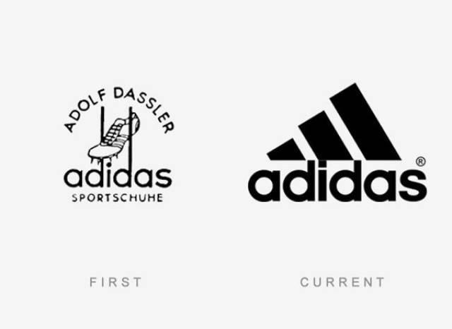 Logo - ADOLF SSLEA adidas adidas SPORTSCHUHE FIRST CURRENT 100