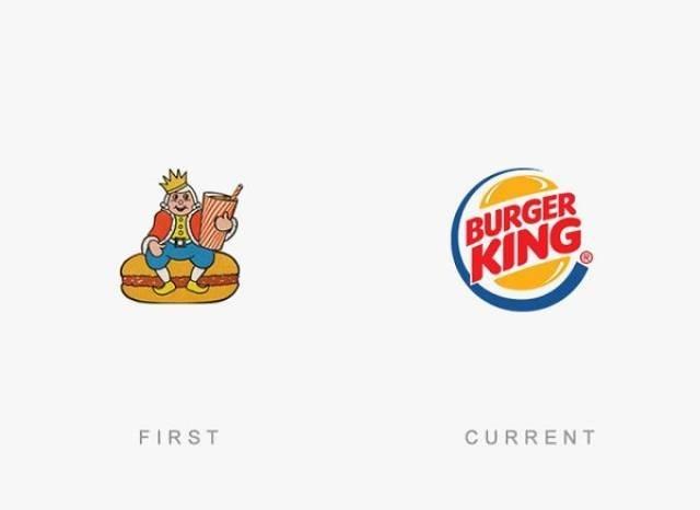 Logo - BURGER KING FIRST CURRENT