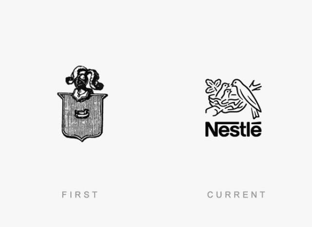 Logo - Nestle FIRST CURRENT