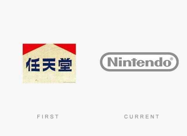 Logo - Nintendo 任天堂 FIRST CURRENT