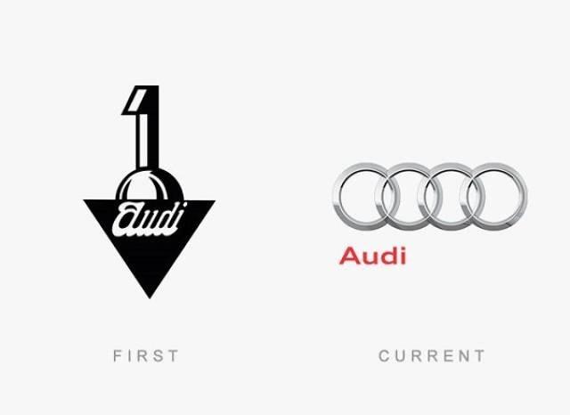 Logo - udi Audi FIRST CURRENT