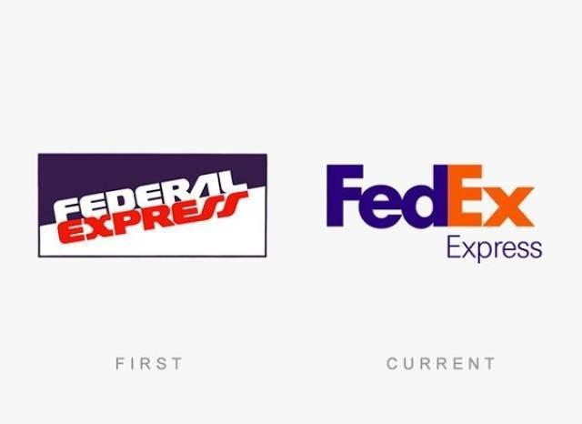 Text - FEDERAL EXPRESS FedEx Express FIRST CURRENT