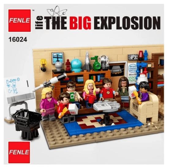 Toy - ETHE BIG EXPLOSION FENLE 16024 FENLE ED