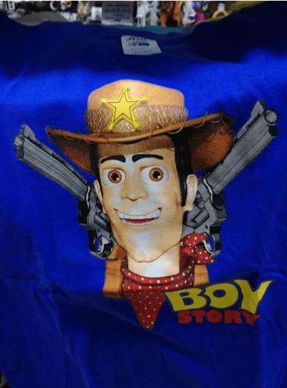 Cartoon - B9Y STOR
