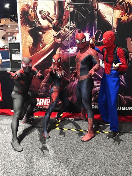 Superhero - CHALL ARVE ON UGUS