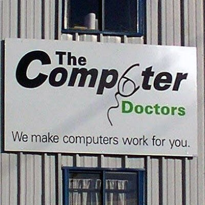 Font - The Compoter Doctors We make computers work for you.