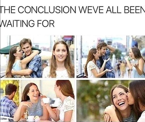 People - THE CONCLUSION WEVE ALL BEEN WAITING FOR