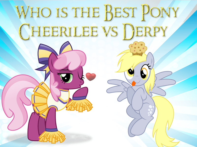 cheerilee derpy hooves best pony - 9216964352