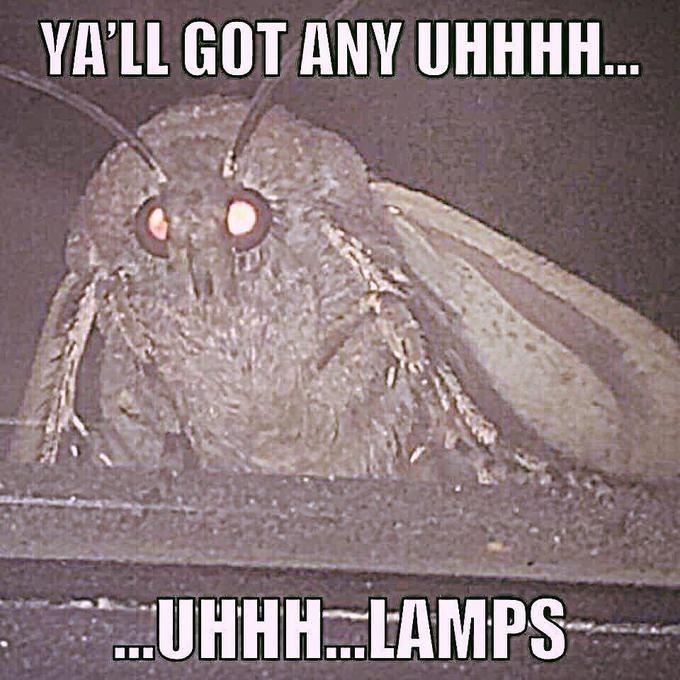 reddit memes - Photo caption - YA'LL GOT ANY UHHH... UHHH LAMPS