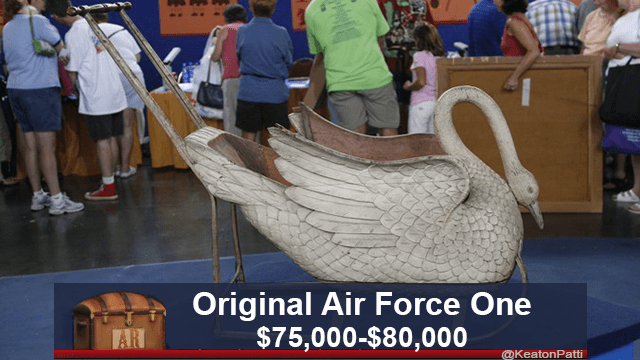 Furniture - Original Air Force One $75,000-$80,000 AR @KeatonPatti