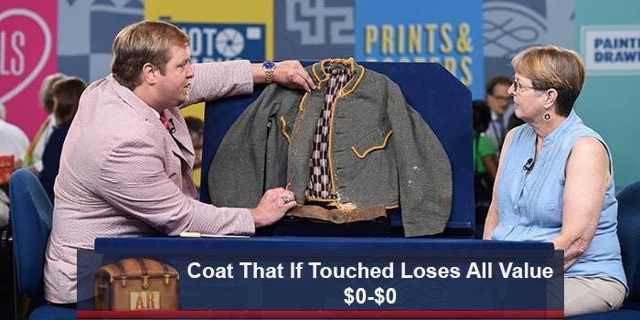 Event - SOTO PRINTS& LS PAINT DRAW Coat That If Touched Loses All Value $0-$0