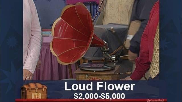 Hot air balloon - Loud Flower $2,000-$5,000 @KeatonPatti