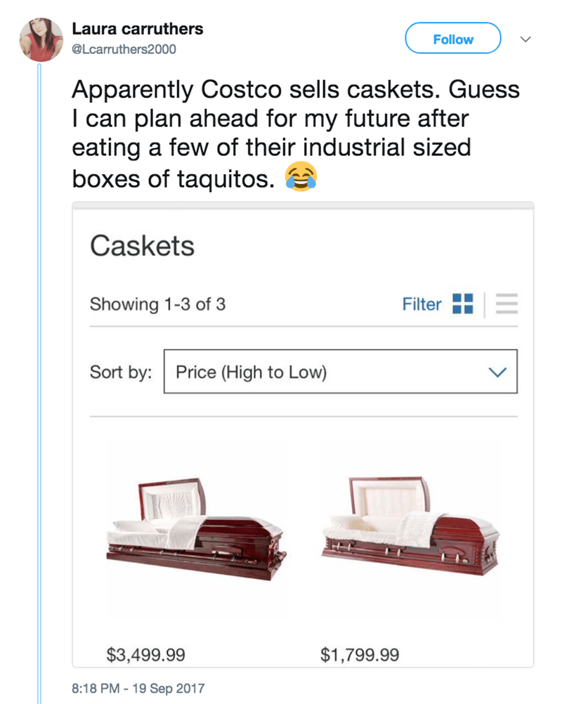 20 Tweets About Shopping At Costco That Are Just Too True