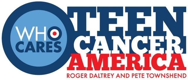creepy - Font - TEEN WHO CARES CANCER AMERICA ROGER DALTREY AND PETE TOWNSHEND