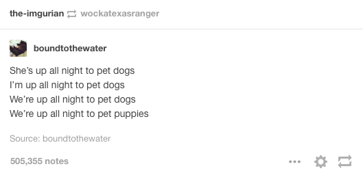 "Daft Punk's ""Get Lucky"" lyrics changed to be about petting dogs"